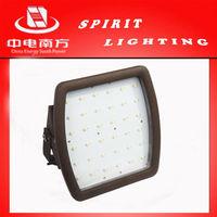 UL/CUL/DLC IP68 40W gas station LED canopy lighting