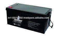 Solar Battery 12V 150AH, Gel Deep Cycle Battery, VRLA Battery