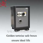safe deposit box with combination lock