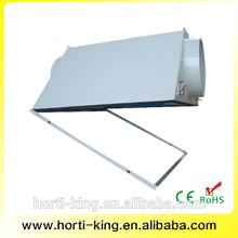 8 Inch simple Air-Cooled Grow Light Reflector Hood