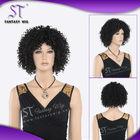 Guangzhou short afro curly wigs for black women