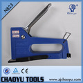 "Popular nb-23 13/4-6-8mm 5/32""-- 5/16"" grampo tacker armas/nail gun/grampeador de madeira"