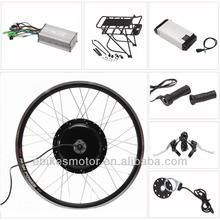 36V 500W electric bike kit 36v wheel electric hub motor