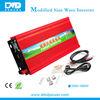 High performance modified sine wave 1000w 48v inverter for solar panel
