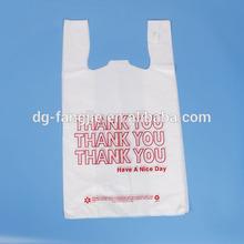 Custom design printed carrefour bag