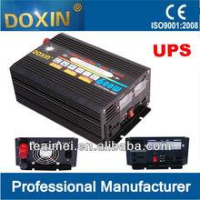 12V 220V 600W modified sine wave power inverter charger