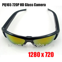 HD 720P Camcorder SPY DVR Camera Eyeglass Glasses Eyewear Video Recorder DV