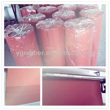 Foam Silicone Rubber for Heat Press