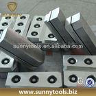 U8 raw granite polishing fickert abrasive blocks