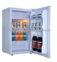 High quality 85L mini bar hotel refrigerator with compressor
