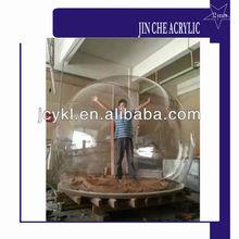 acrylic christmas dome clear large dome for christmas