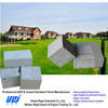 2014 eco friendly lightweight construction material sound heat insulated eps cement sandwich panel