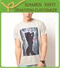 Cotton Fashion Tee Shirts and Printing
