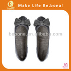 2014 new arrival design women flat shoes foldable