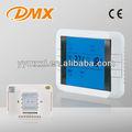 pantalla lcd digital de ranco termostato de ambiente para aire acondicionado central