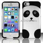 Unique Panda Mobile Phone Covers Design for Iphone 5C