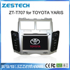 ZESTECH For Toyota Yaris car dvd player GPS Navigation