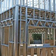 light steel frame houses