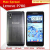 Lenovo P780 8MP dual sim quad core 1GB 4GB MTK6589 Android Phone