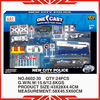 6602-30 1:87 scale model cars police series toy car die cast model toy car