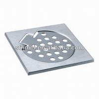 3.5 inch bathroom stainless steel basket strainer