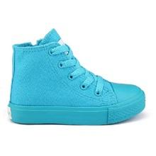 Light Blue Child Shoes Kids Shoes Wholesale China 2014