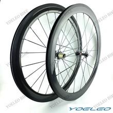 de haute qualité avec roues en carbone chinois 700c 50mm pneu de vélo de route roues à bas prix