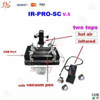 Hot sale! LY IR-RRO-SC V.5 IR+HR BGA repair system, reworking laptop, desktop, ps3, xbox360 chipset