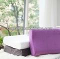 Contorno 2013 viscoelástico de espuma de memoria almohada no- presión de forma de onda almohada persona en forma de almohada