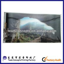 Fancy 3d Effect Landscape Postcard