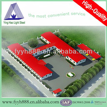 prefabricated office building