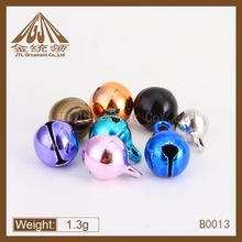 Gifts & crafts brass fashionable small metal bells for decoration