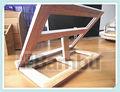 Neues produkt für 2014 moso bambus falten Rezeptbuch Inhaber/rack