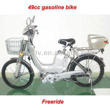 4-stroke gas powered bicycle gasoline bicycles 4 stroke 4 stroke motorized gas bike motor