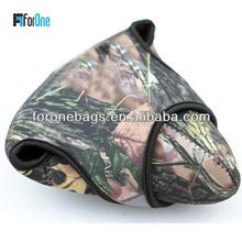 Camo bag for camera/military camera bags/camo neoprene camera bag