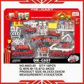 Caliente 2013 1:87 6603-40 juguete camión de bomberos modelo de fundición modelo de juguete para la venta