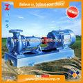 powergen gran capacidad de combustible diesel bomba de agua limpia