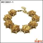 Handmade mumbai dubai bracelet imitation jewellery