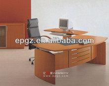 office furniture l shape executive desk,luxury furniture,wooden executive desk
