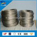 ASTM b863 yüksek saflıkta 99.8% titanyum tel Grade1 Grade2