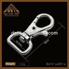 fashion cheap zinc alloy metal dog snap hook
