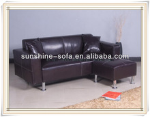 Best Selling Leather Corner Sofa