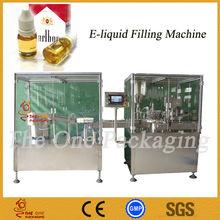 Electronic Cigarette Liquid Filling Machine,E-liquid Filling Machine, Stoppering and Capping Machine TOFSC-50