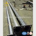 de acero galvanizado postes de alumbrado público