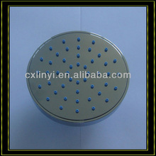 wall mounted plastic small overhead shower