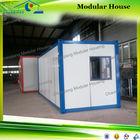 Modular Prefab steel house for office hotel kits