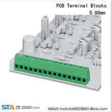 pcb screw solder terminal