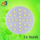 12v/24v dc dimmable led light bulb 3.5w 5050-25smd 360lm 3000k/4500k/6000k lamp gx53 epistar smd led chip 5050