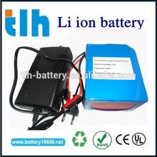 ricaricabile al litio 12v 20ah batteria per il golf trolley