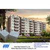 Construction hoarding panel sandwich panel houses prefabricated homes